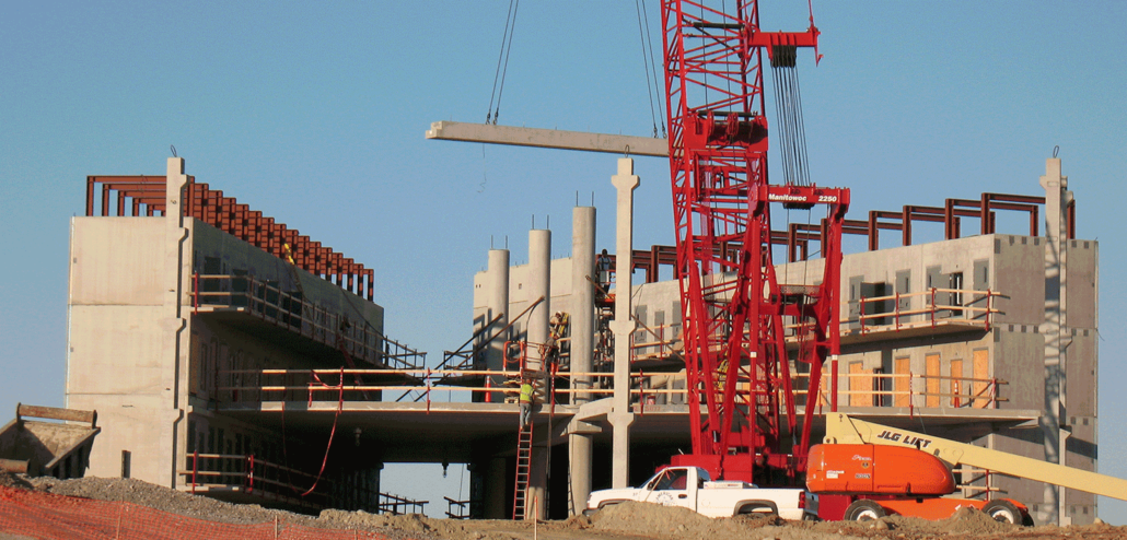 ONTRAXSYS specializes in construction Material Management for the government sector.