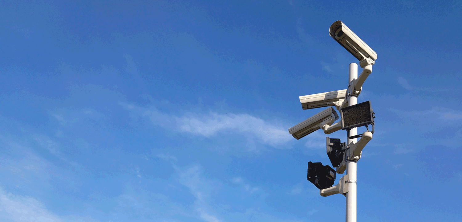 ONTRAXSYS asset projection includes security cameras and video surveillance in its security solutions.