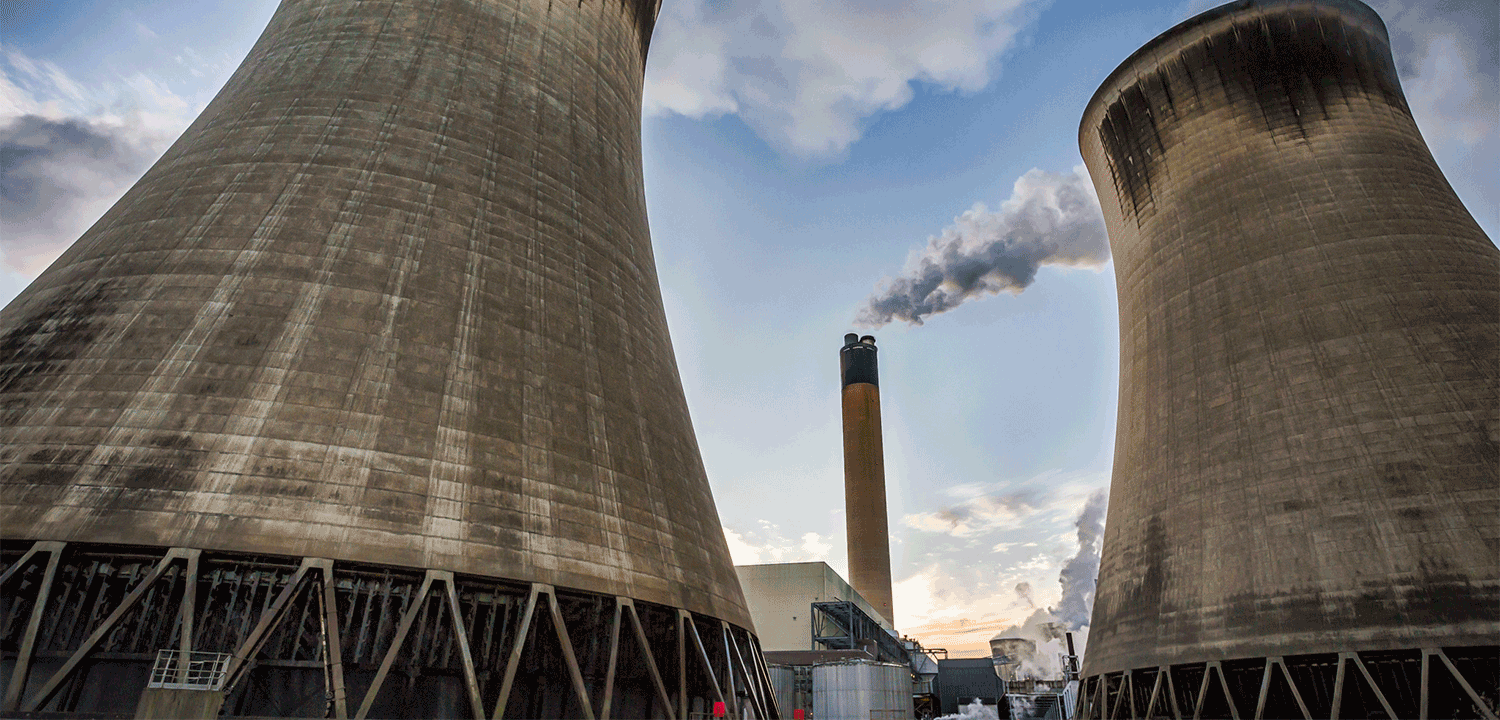 ONTRAXSYS provides onsite material management solutions for the power plant industry.